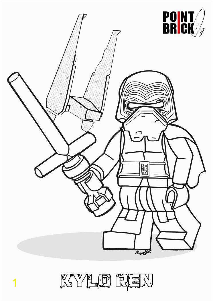 Kylo Ren Coloring Page Luxury Star Wars Color by Number Unique Lego Star Wars Coloring Pages