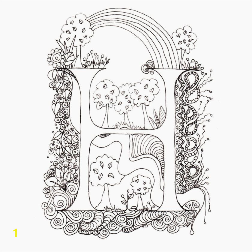 beautiful printable home coloring pages best color sheet 0d modokom fun of beautiful alphabet letters coloring