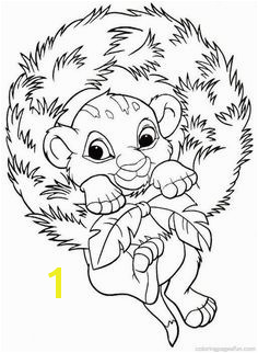 Lion King Christmas Coloring Pages 106 Best Disney Lion King Coloring Pages Disney Images On Pinterest