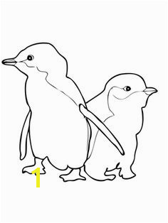 Two Little Blue Penguins coloring page Penguin Coloring Pages Coloring Pages For Kids Coloring