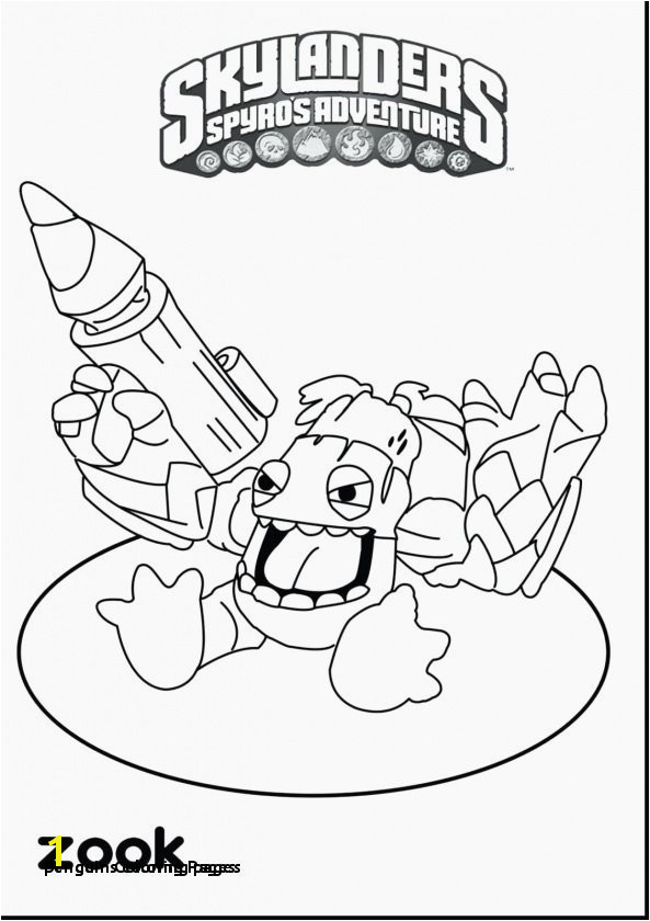 22 Penguin Coloring Pages