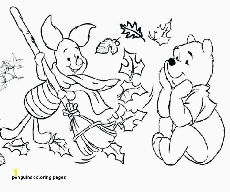 Penguin Coloring Pages New Penguins Coloring Pages Penguin Coloring Sheet Best Coloring Pages Penguin Coloring