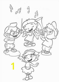 Little Einsteins Play Music To her Family Coloring Pages Disney Coloring Pages line Coloring Pages