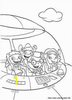 Little Einsteins coloring picture Mini Einsteins Little Einsteins Birthday Disney Coloring Pages Coloring
