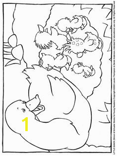 Little Quack Coloring Pages 172 Best Coloring Birds Images