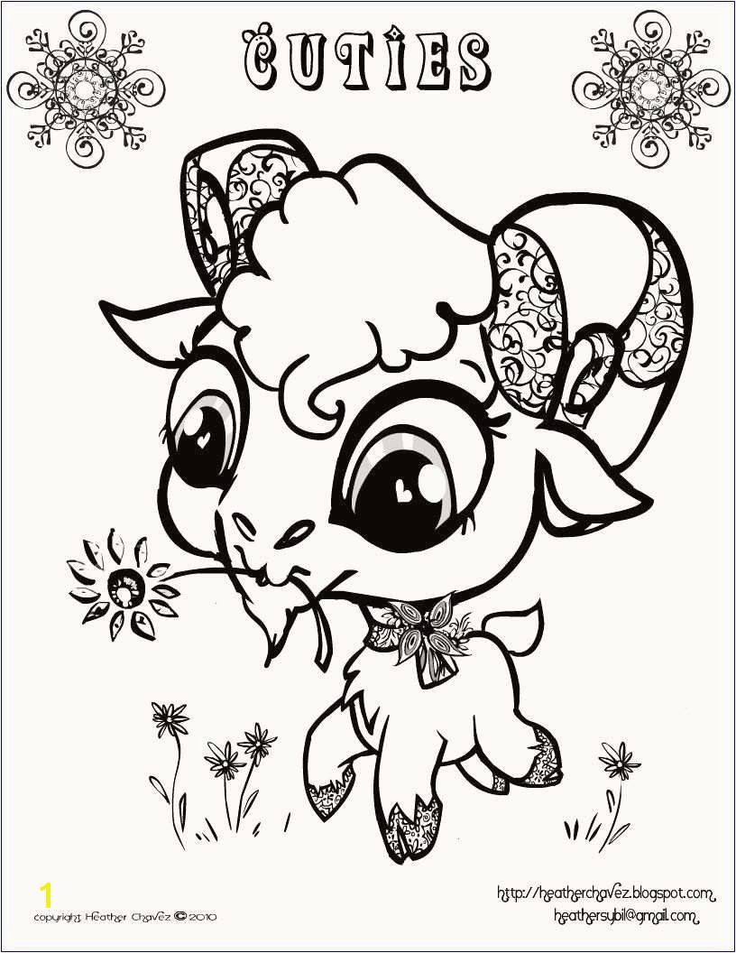 Free Coloring Pages Littlest Pet Shop Fresh Coloring Pages that