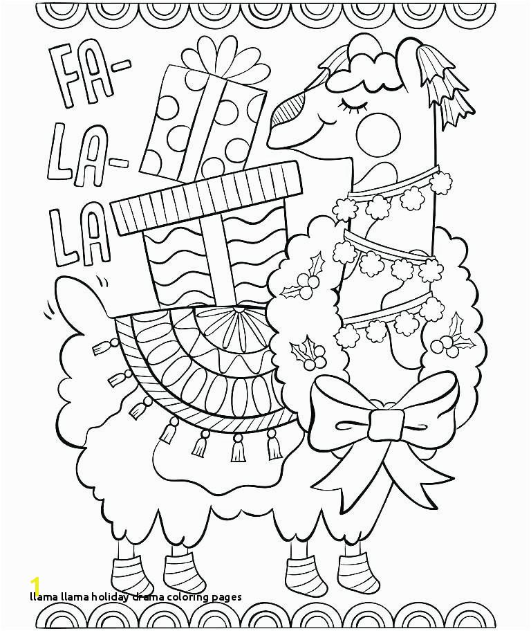Image Cool Llama Coloring Pages Cool Llama Coloring Pages llama