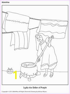 Paul and Lydia Bible Coloring Pages Bible Story Crafts Bible Crafts For Kids Bible