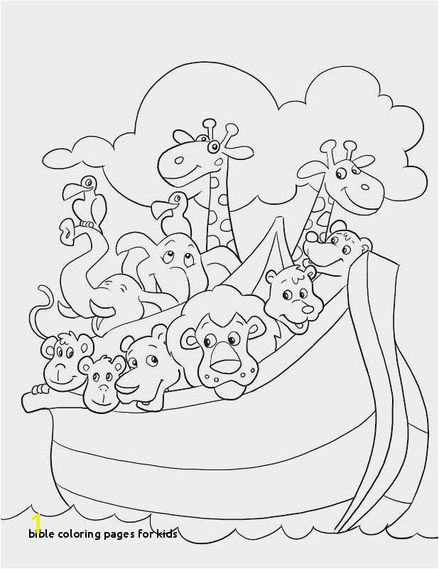 20 Bible Coloring Pages for Kids