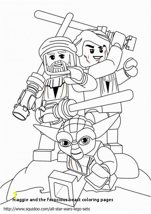 Maggie and the Ferocious Beast Coloring Pages Fresh 46 Beautiful