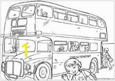 London bus colouring page routemaster colouring page double decker bus colouring page Englisch