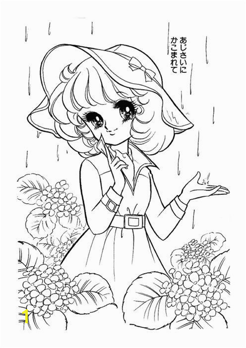 Manga Coloring Pages Fresh Color Pages Anime Coloring Pages for Girls Lovely Printable Cds 0d