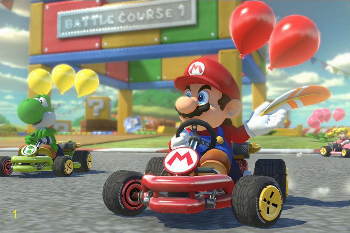 "Three years ago I felt fortable calling Mario Kart 8 on Wii U ""the best Mario Kart ever "" It wasn t a drastic shift for the long running series"
