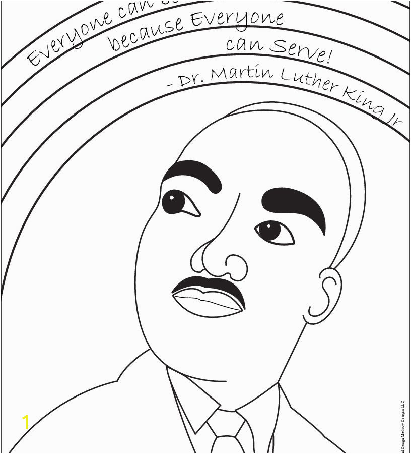 Martin Luther King Jr Coloring Pages Luxury Martin Luther King Coloring Pages for Kindergarten Martin