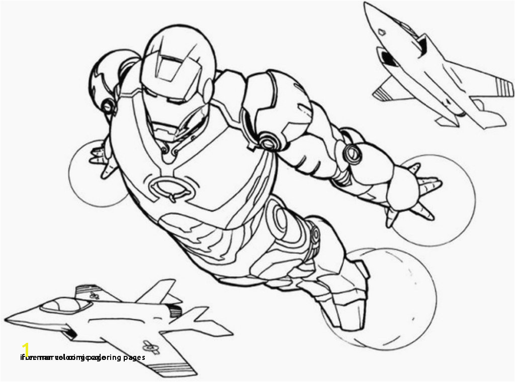 Free Marvel ic Coloring Pages Iron Man Coloring Page Awesome Superhero Coloring Pages Awesome 0 0d