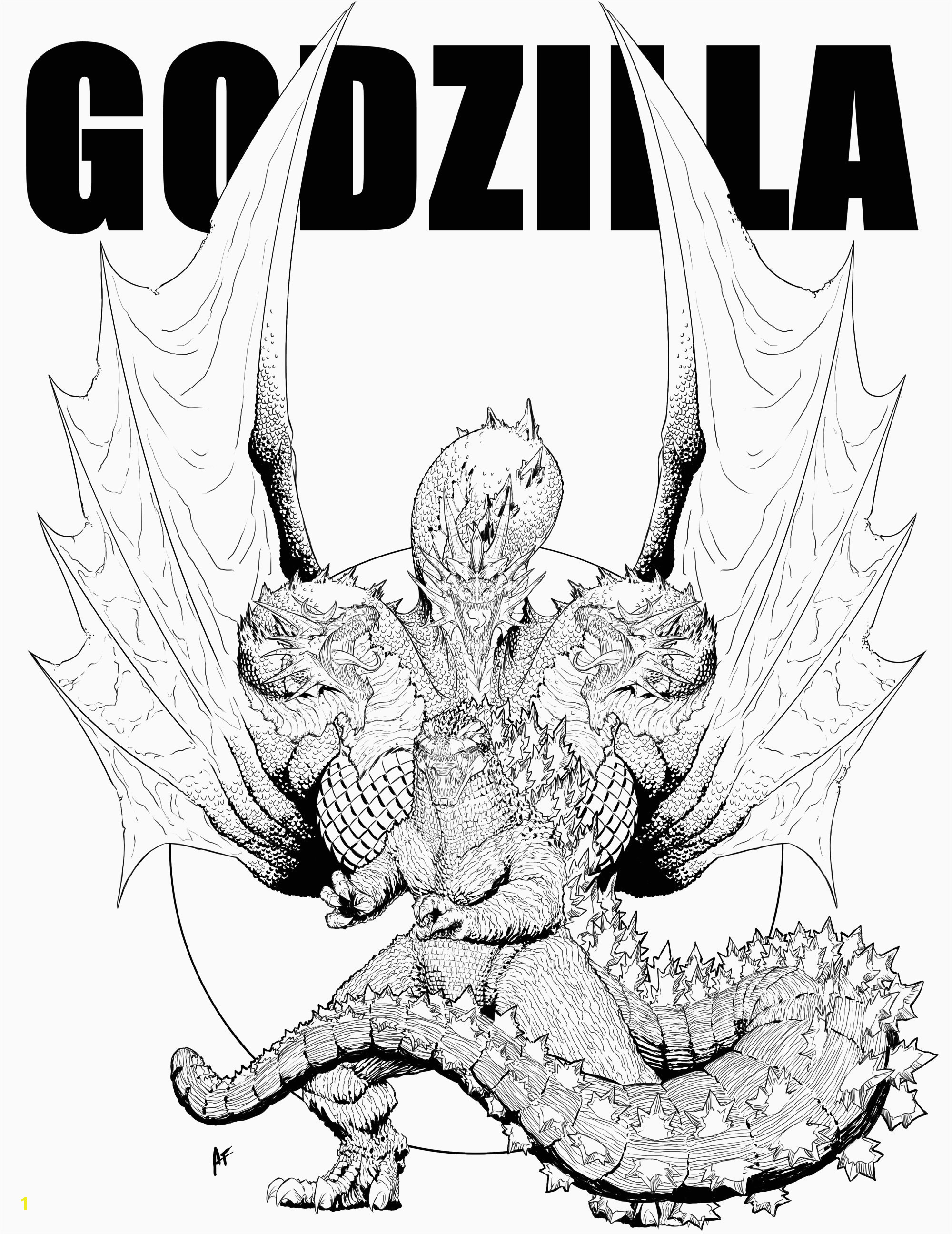 "Mechagodzilla Coloring Pages Godzilla Coloring Pages Beautiful Mekagojira3k ""godzilla X Mothra X"