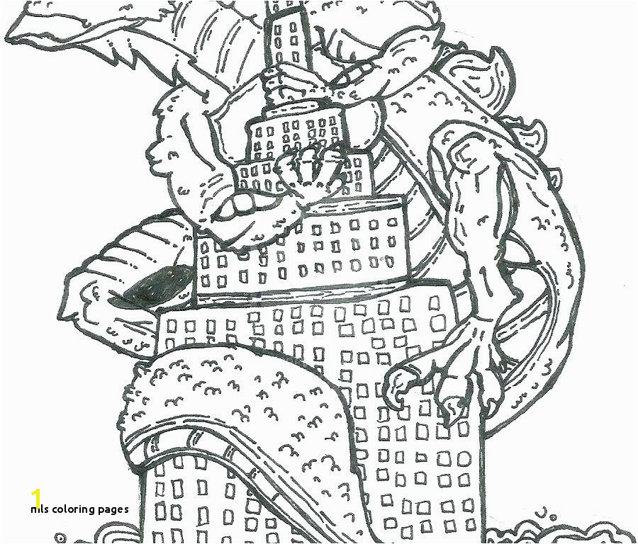 Mls Coloring Pages Mechagodzilla Coloring Pages – Leadlaw