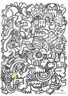Total relaxation with these plex Zen and anti stress Coloring pages for adults Inspired by nature or pletely surreal these drawings differ from