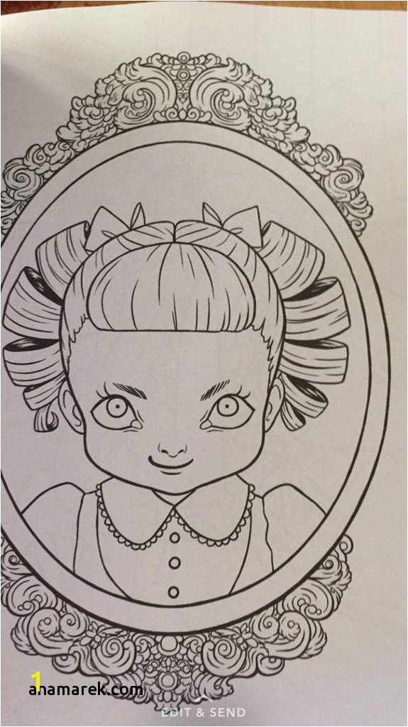 Melanie Martinez Coloring Pages Beautiful Cry Baby Coloring Book New Melanie Martinez Cry Baby Coloring Book