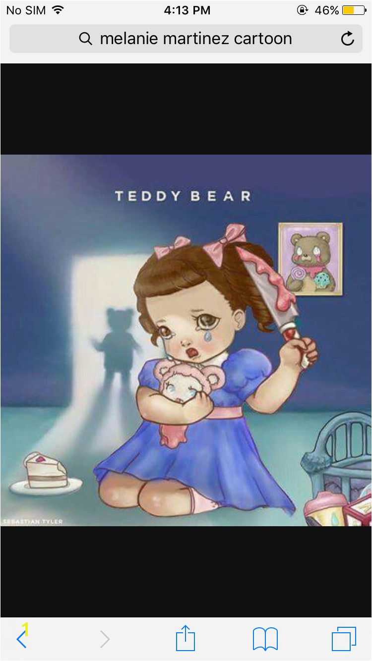 Teddy Bear Melanie Cry Baby Song Cry Baby Storybook Crybaby Adele
