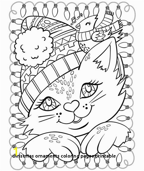 Christmas ornaments Coloring Pages Printable Coloring Pages Inspirational Crayola Pages 0d Archives Se – Fun Time