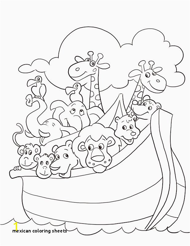 Mexican Coloring Sheets Mexico Coloring Pages New Page to Color Printable Page Coloring 0d