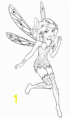 Mia and Me 16 for coloring Coloring Pages