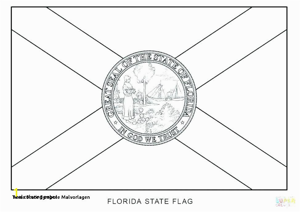 Seal Coloring Pages Texas State Symbole Malvorlagen Michigan State Seal Coloring Page