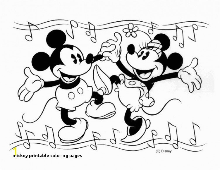 Mickey Printable Coloring Pages Mickey Mouse Christmas Coloring Page Lovely Coloring Line 0d