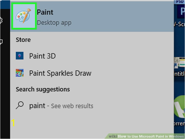 Image titled Use Microsoft Paint in Windows Step 3
