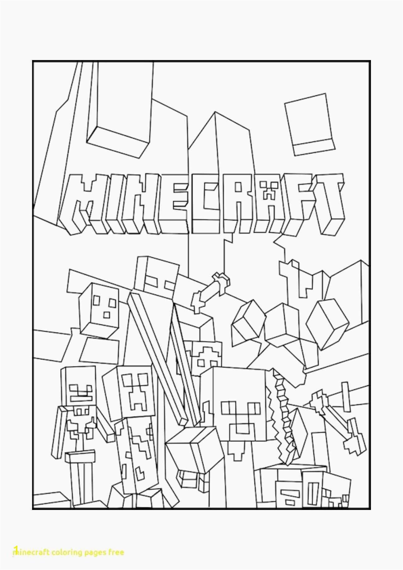35 Minecraft Ausmalbilder Drucken scoredatscore