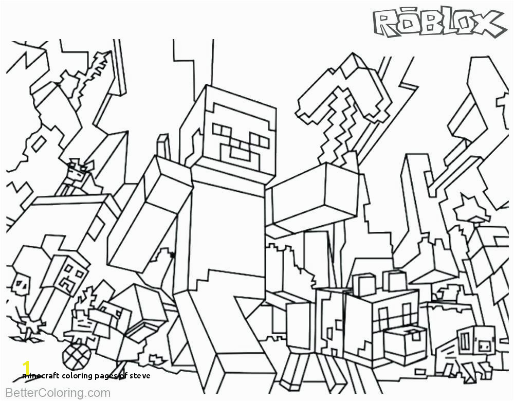 Minecraft Coloring Pages Steve Lego Minecraft Coloring Pages Minecraft Coloring Pages to Print
