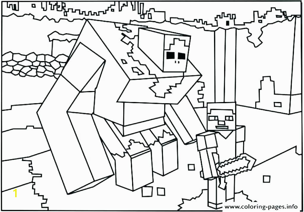 Minecraft Mutant Zombie Coloring Pages Best Coloring Pages Disney Cars Coloring Pages Printable Pdf for