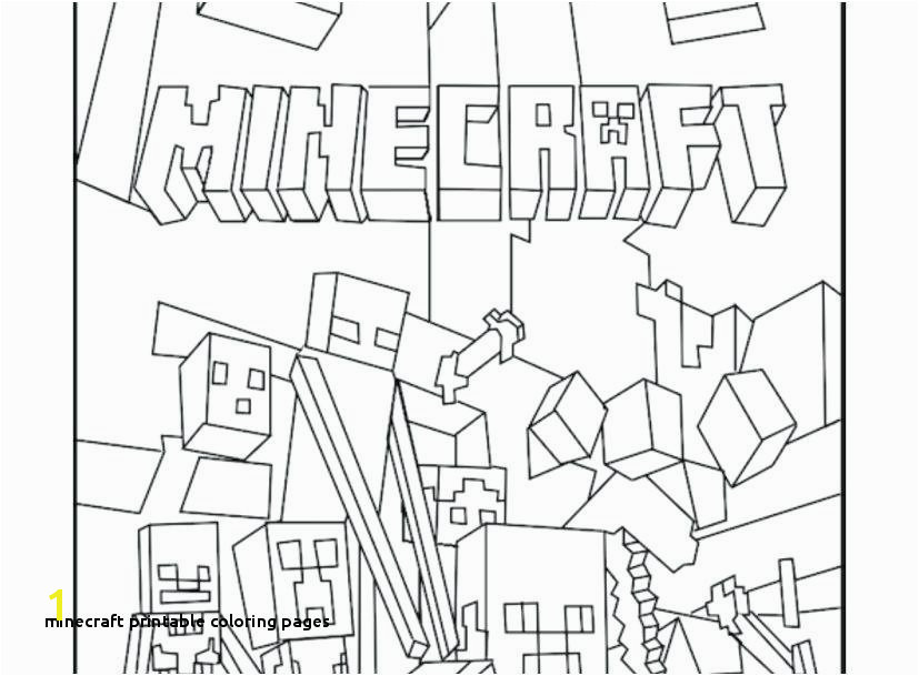 Minecraft Mutant Zombie Coloring Pages Awesome Minecraft Printable Coloring Pages Minecraft Printing Pages Coloring Minecraft