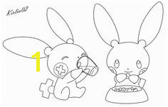 Plusle and Minun Lineart Coloring PagesCreaturesDeviantartDrawingsAnimeLine