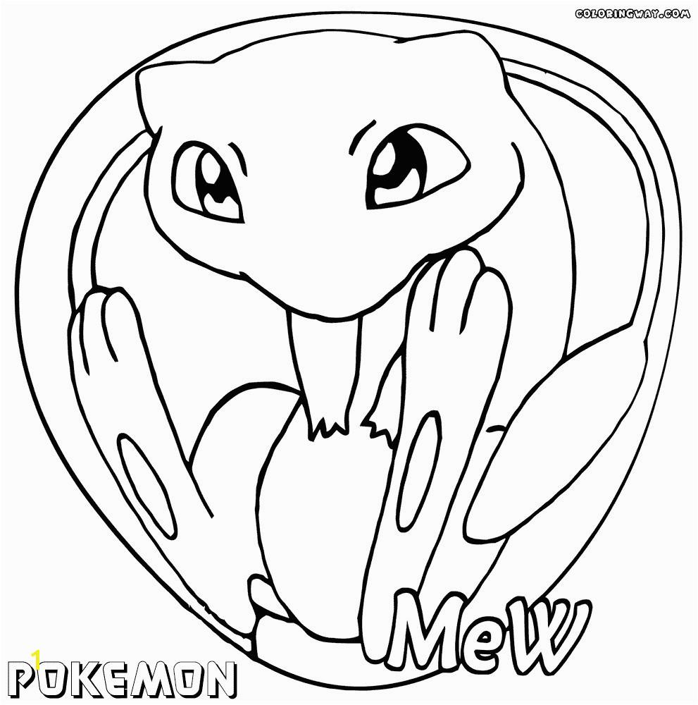 Pokemon Ausmalbilder Mew Luxus Minun Coloring Pages Plusle and Minun Electric Pokemon Coloring Page Malvorlagen Sammlungen