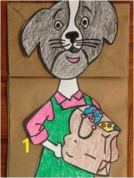 Get Ready for Kindergarten Dog Puppet Get Ready for Kindergarten Dog Puppet