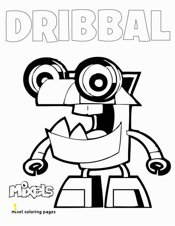 Mixel Coloring Pages Mixels Coloring Pages Lovely Coloring Pages Line New Disney Coloring