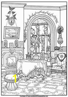 house interior adults architectures coloring pages House Colouring Pages Free Coloring Pages Coloring Pages