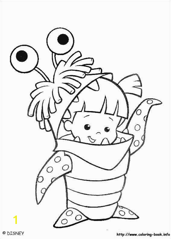 Monsters Inc Coloring Pages New the 111 Best Kids Colouring Pages Pinterest Concept Monsters Inc