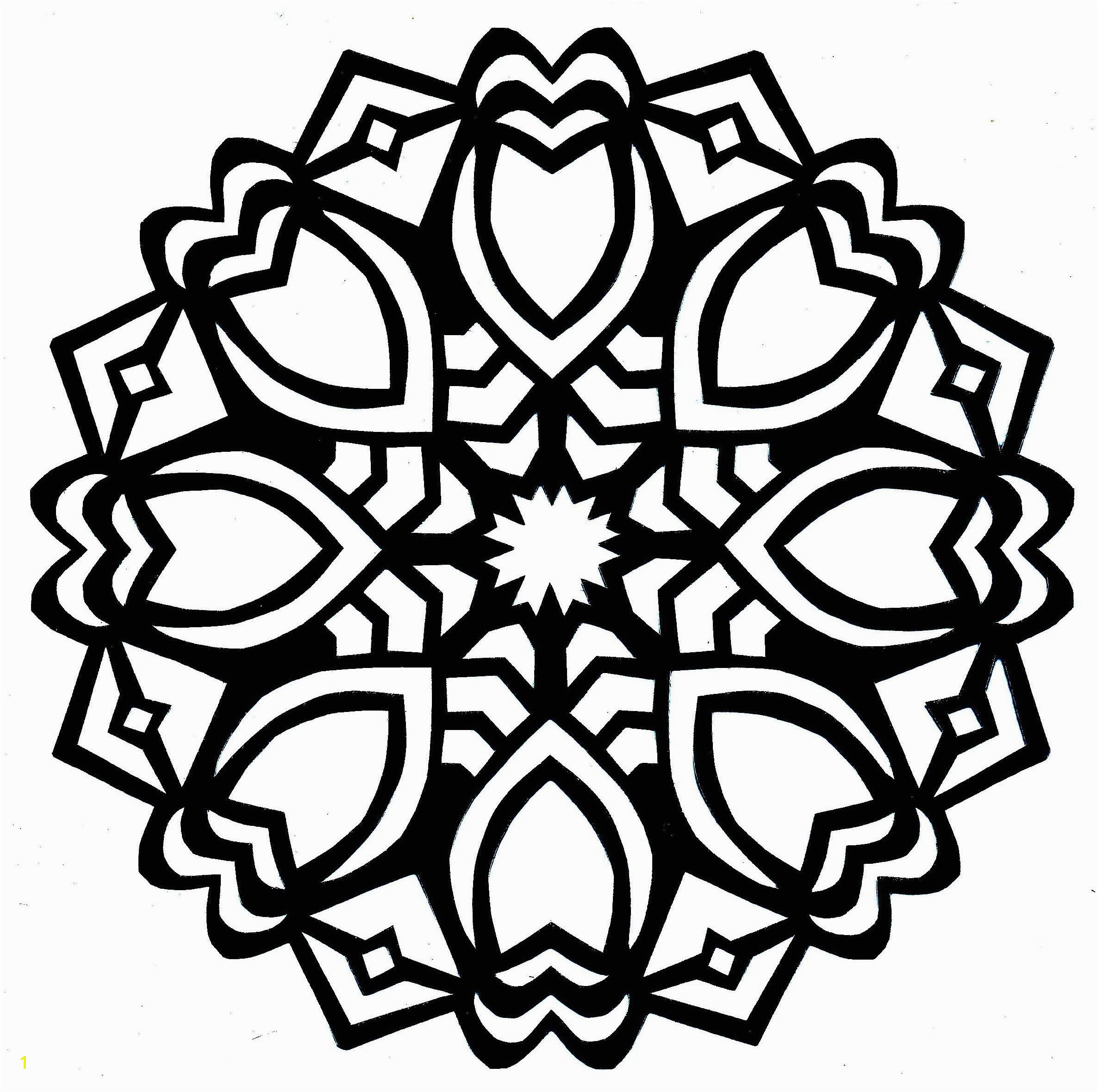 Mosaic Coloring Pages to Print Mosaic Coloring Pages