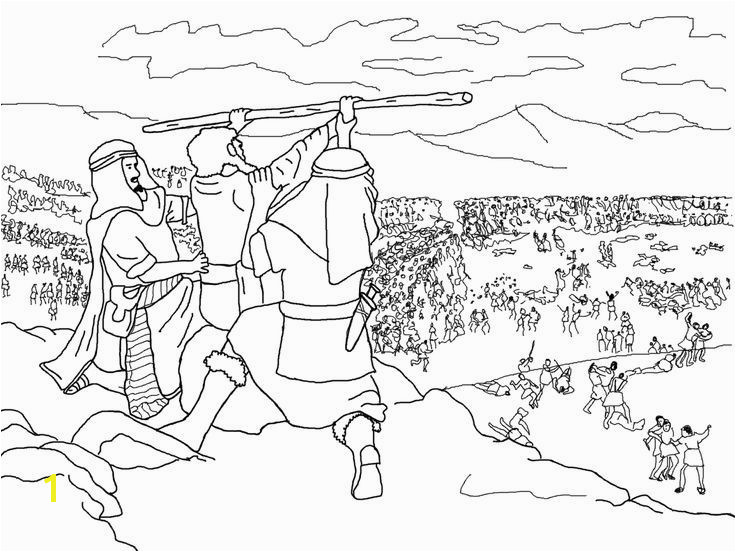 Israelites battle against amalek colouring page Google Search