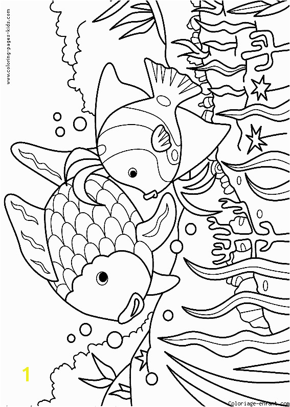 page Fish Color Page Animal Coloring Pages Color Plate Coloring