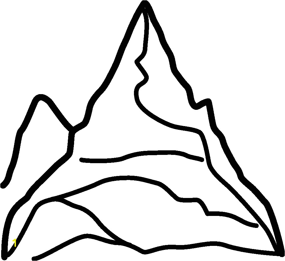 mountain climber clipart Google Search Mountain Coloring Pages Coloring Books Mountain