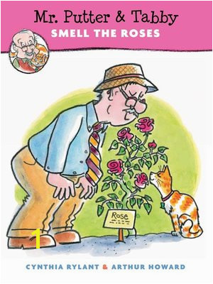 cover image of Mr Putter & Tabby Smell the Roses