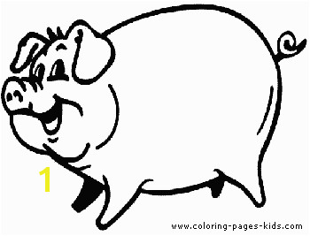 Pig color page animal coloring pages color plate coloring sheet printable coloring picture