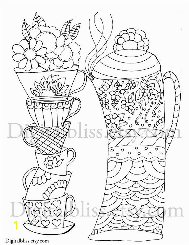 instant adult coloring page