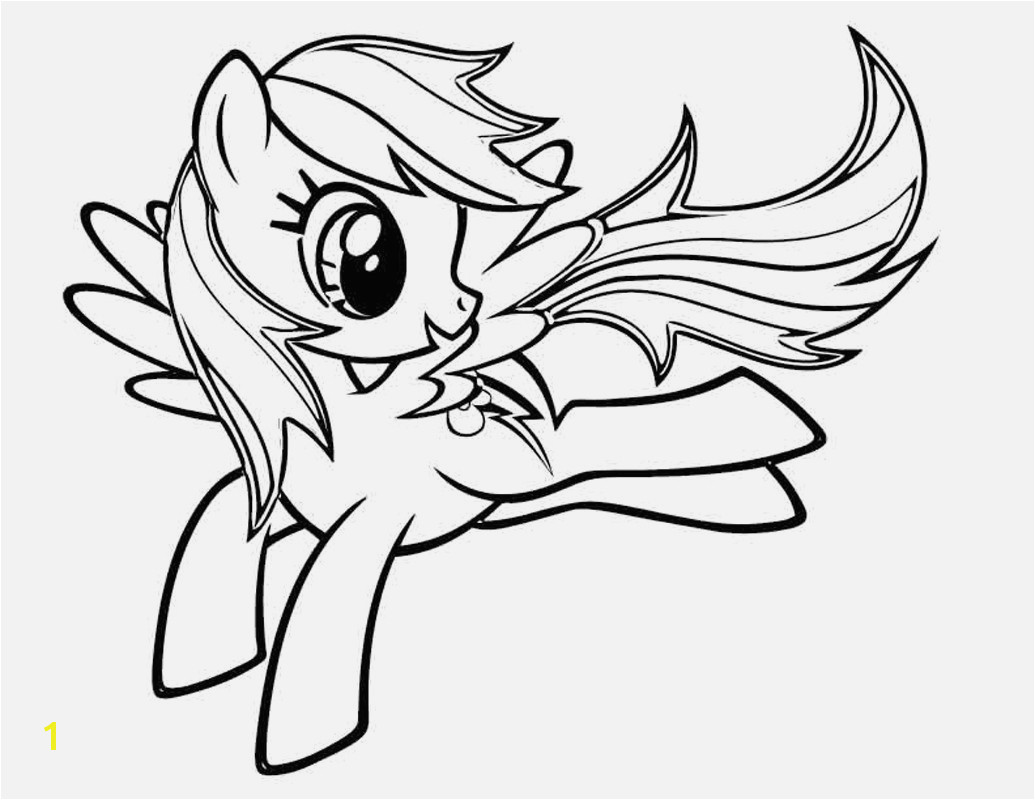 My Little Pony Coloring Page Easy and Fun Rainbow Rocks Coloring Pages Best My Little Pony