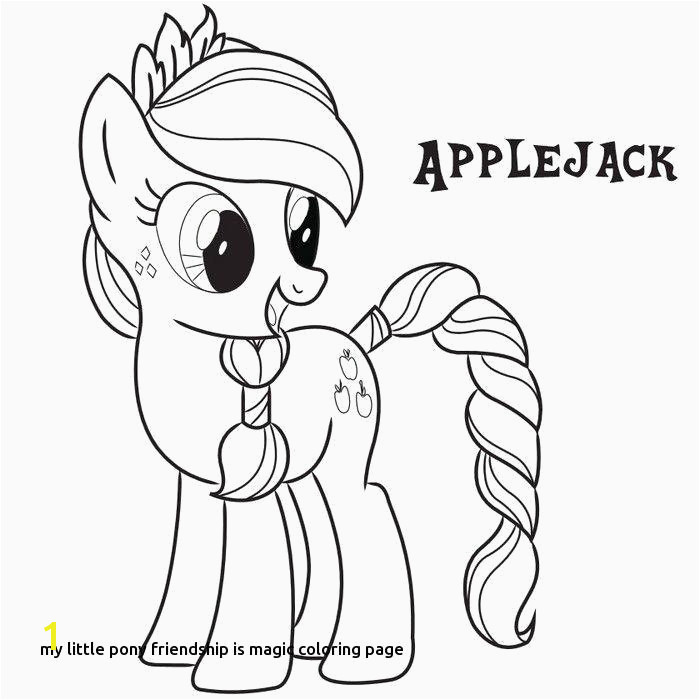 My Little Pony Friendship is Magic Applejack Coloring Pages My Little Pony Ausmalbilder Schönheit Applejack Coloring Pages