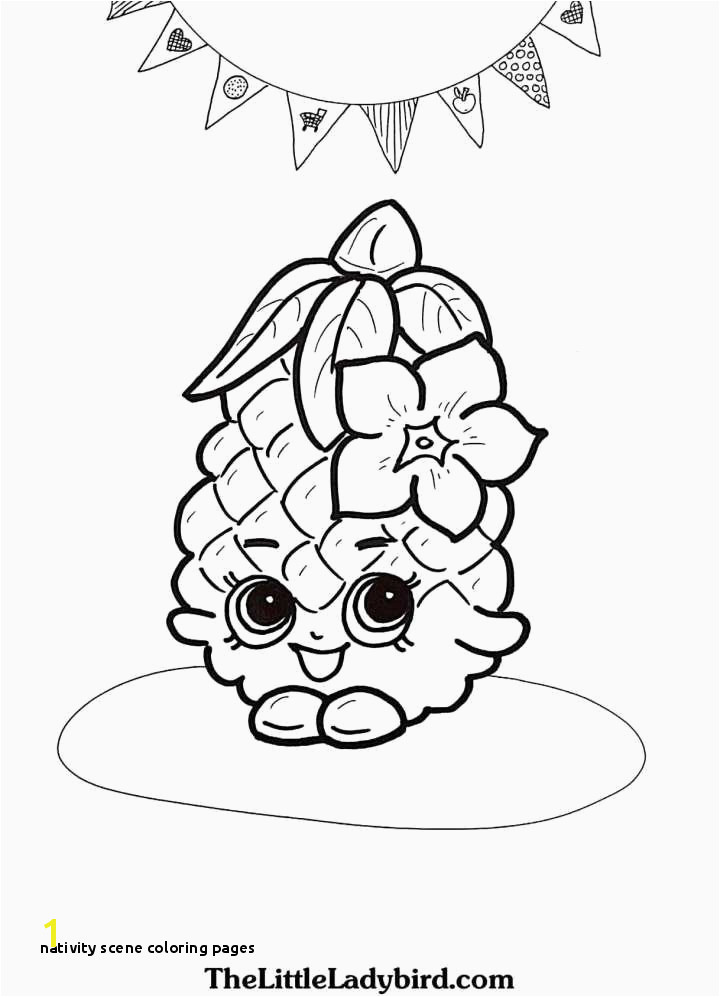 Nativity Scene Elegant 22 Nativity Scene Coloring Pages
